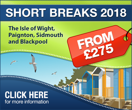 Click here for our short breaks/holidays