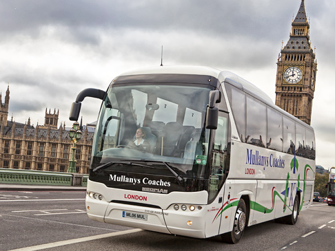 Mullanys Coaches of London