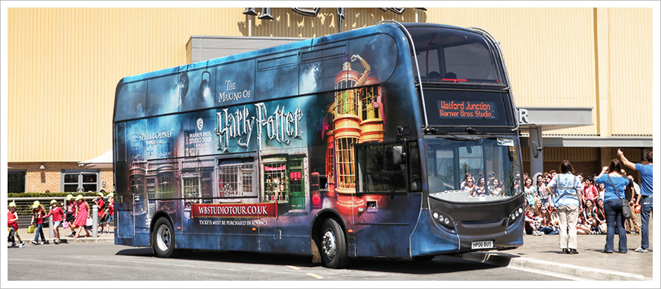 Warner Brothers Shuttle